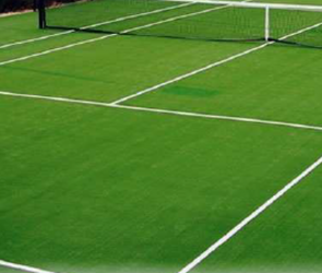 International Standard Tennis Court