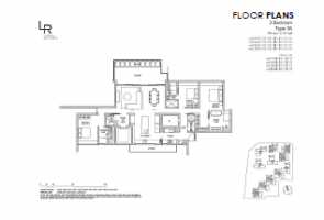 Type 3 Floor Plan
