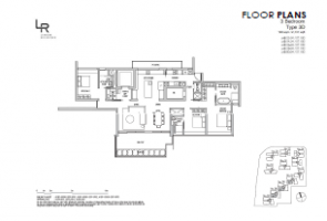 Type 3D Floor Plan