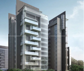 leedon residences building